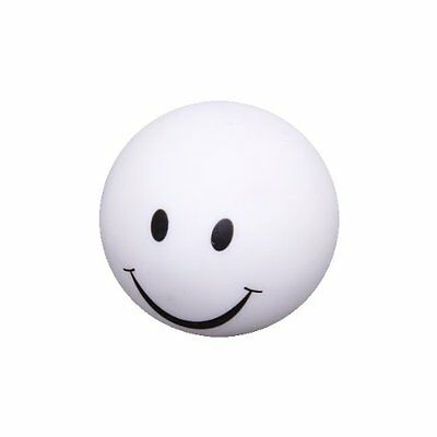 Cute Smiley-Face Color Changing LED Lamp Decoration Night Light LW