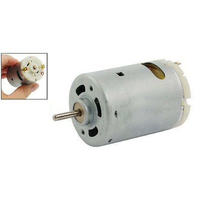 DC 12V 1-1.2A 15000RPM High Torque Electric Motor for DIY Cars Toys LW