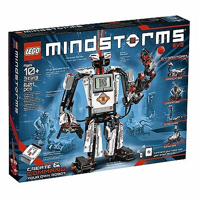Brand New Lego Mindstorms Ev3 Robot Sealed 31313