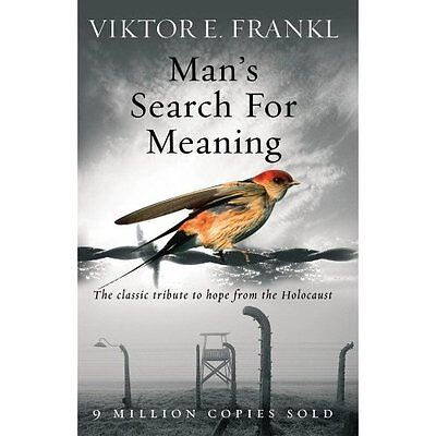 Man's Search for Meaning Viktor E. Frankl Rider Co PB / 9781844132393