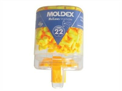 Moldex Disposable Foam Earplugs 250 Pairs SNR 22