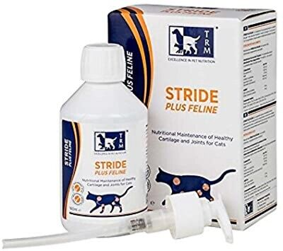Stride Plus Liquid For Cats 150ml. Premium Service. Fast Dispatch.