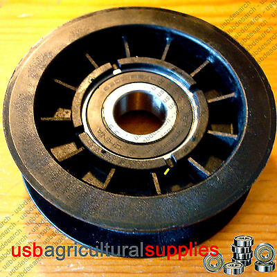 2X Pulley / Jockey / Idler Wheel Countax Westwood 20811500