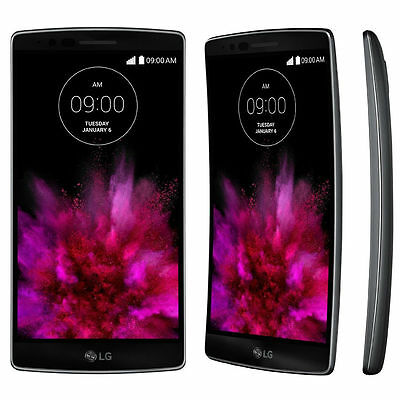 LG G Flex2 H950 Platinum Silver Unlocked 4G LTE (Latest Model)