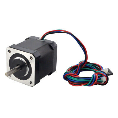 Stepper Motor Nema 17 Bipolar 84oz.in(59Ncm) CNC/3D Printer Reprap Robot