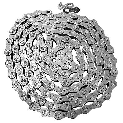 Positz Universal 10 Speed Bicycle Chain for Shimano, SRAM, Campagnolo