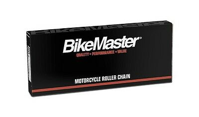 New Bikemaster 420-120 Black  Chain With Master Link Crf Xr Ttr Jr Ct Pit Bike