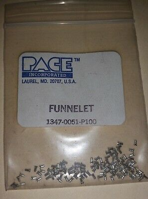 PACE 1347-0051-P100 FUNNELET (Package of 100)