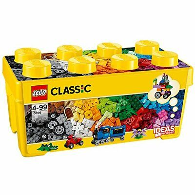 Brand New Lego Classic Large Creative Brick Box 790Pc Sealed 10698