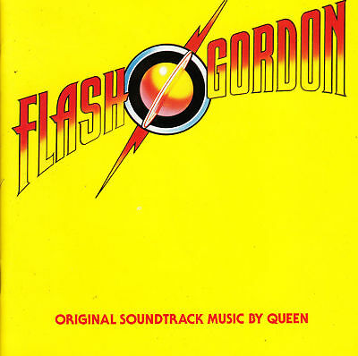 Flash Gordon-1980- Original Movie Soundtrack- CD