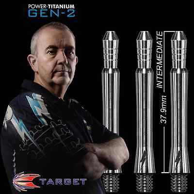 Target Shaft - Taylor Power Titanium Gen2 short, inter, medium, Tops / Schaft