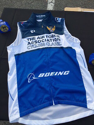 2015 Air Force Association Cycling Classic Official Summer Vest