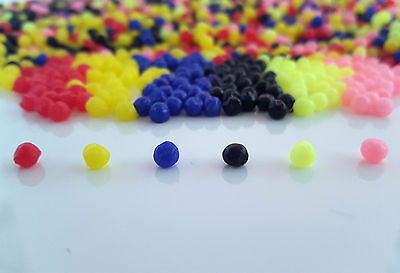 PRE-COLOURED Polymorph Friendly Plastic Mouldable Thermoplastic Pellets