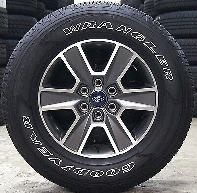 New 2017 Ford F150 Fx4 18 Factory Oem Wheels Rims Tires 2004 3997