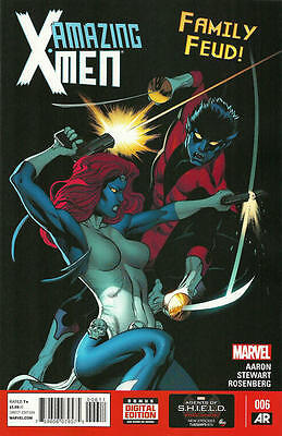 Amazing X-Men 6-19 and Annual 1st Printing NM