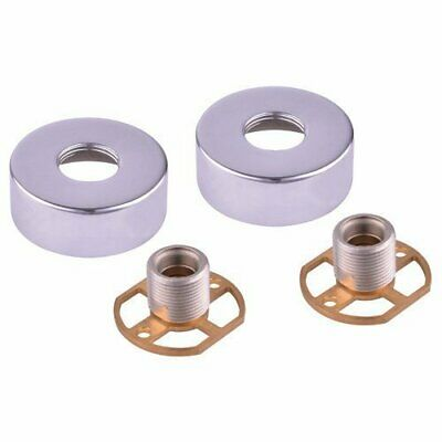 Round Bar Valve Easy Plumb Fixing Kit For Exposed Thermostatic Shower Valve Tap