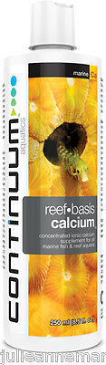 CALCIUM ADDITIVE FOR REEF AQUARIA 250 ml (High Quality and great value)