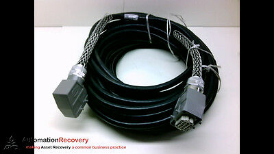 Comau Hee18-3S4T-Mf16-E80 Cordset 18P M/f Connector End 80'