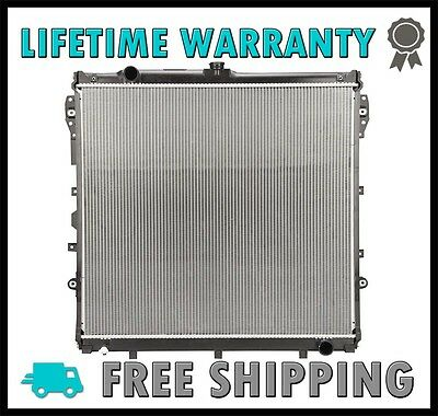 2994 New Radiator for Toyota Sequoia 08-14 Tundra 07-13 4.6 4.7 5.7 V8