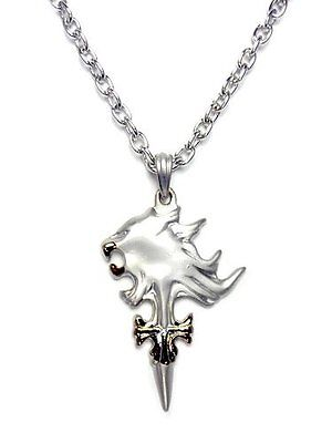 Final Fantasy VIII: Squall's Griever Necklace FF 8, Leonhart New cosplay Replica