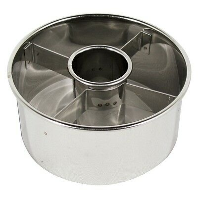 Ateco Stainless Steel Donut Cutter Doughtnut Ring 2.5-inch Diameter - 14422