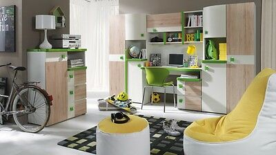 Youth Kids Bedroom Furniture SET COLORATO-NEW!!!!!!!!!!