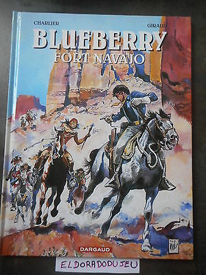 Eldoradodujeu > Bd - Blueberry Fort Navajo - Dargaud / Esso 2000 Tbe / Be+