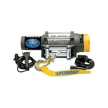 TREUIL TERRA 45 SXS WINCH SUPERWINCH POUR QUADS 2041 Kg-4505-0411