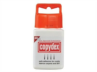 Copydex Glue Adhesive Water Based 125ml Bottle Natural Rubber Latex Craft Glue