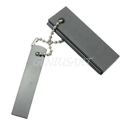 Magnesium Fire Starter Flint Outdoor Hunting Camping Hiking Survival Tool Gear