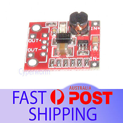 1A Voltage Converter Step Up Boost 3V to 5V DC to DC Module