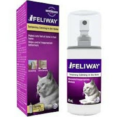 Feliway Spray, 60ml, Premium Service, Fast Dispatch