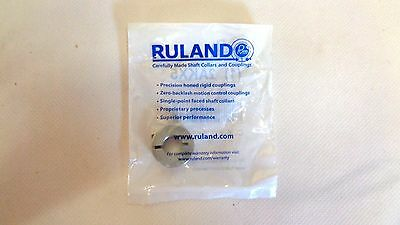 """New In Factory Package Ruland Cl-6-A Shaft Collar 3/8"""" (2Akx5)"""