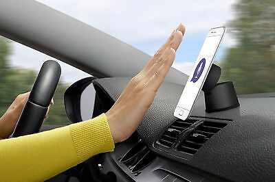 Logitech Zerotouch dashboard Smart Car Mount Voice Controlled Hands-Free Call