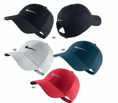70c821aee50 New Nike Swoosh Ultra Light Legacy Cap -Adjustable -Pick Color Adult Unisex