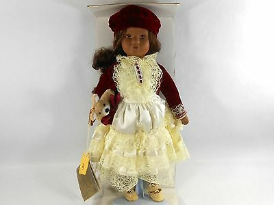 Lucy - A Connoisseur Collection Doll From Seymour Mann - Collectible - Doll
