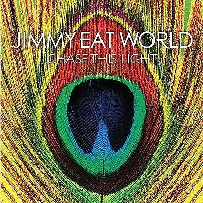Jimmy Eat World : Chase This Light CD