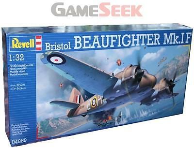 Bristol Beaufighter Mk.IF Aircraft 1:32 Scale Model Kit