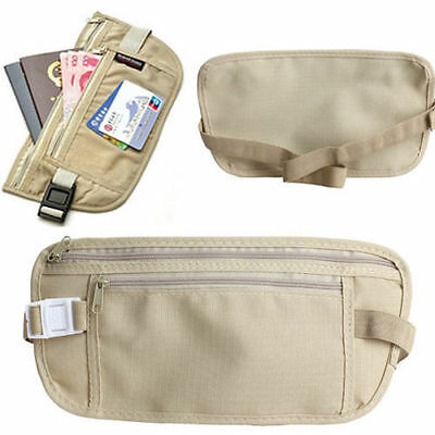 Close Fitted Waist Pack Bag Pocket Pouch for Traveling Outdoor BEST