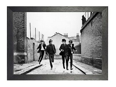 The Beatles  (6) Paul McCartney John Lennon Rock Band Classic Poster New
