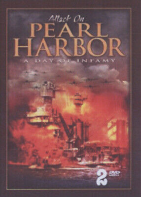 Attack On Pearl Harbor - A Day of Infamy DVD