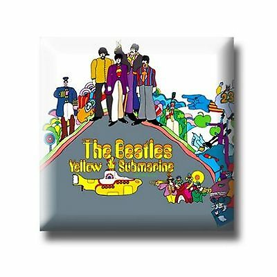 The Beatles Yellow Submarine Album new Official Metal Pin badge