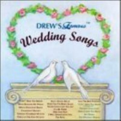 Drews Famous Wedding Songs Reception Party Music Cd New Free