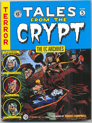 EC Archives: Tales From The Crypt, Vol. 5, Dark Horse Edition