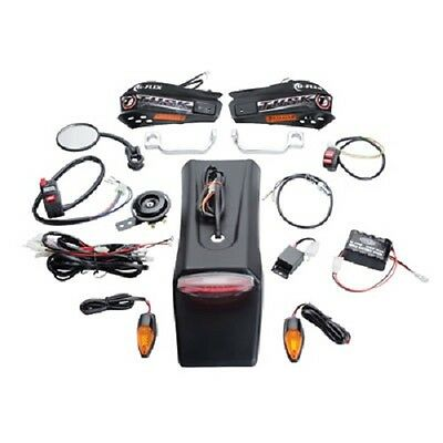 Tusk Dual Sport Lighting Kit W/ Hand Guard Turn Signals HONDA XR250R 1990-2004