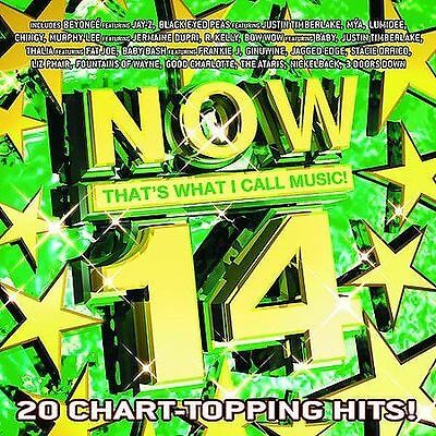 Various Artists : Now Thats What I Call Music! 14 CD