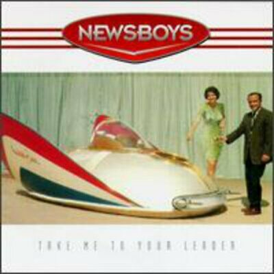 Newsboys : Take Me to Your Leader Christian Rock 1 Disc CD