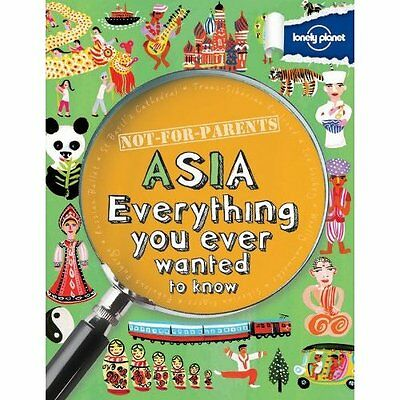 Not for Parents Asia Lonely Planet Publications PB / 9781743219126