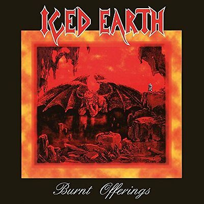 Iced Earth - Burnt Offerings - New Vinyl Lp
