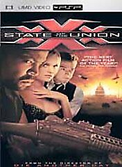 State of the Union XXX NEW factory sealed UMD PSP movie playstation portable